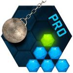 Hexasmash Pro – Wrecking Ball Physics Puzzle (Android) gratis (statt 3,39€)