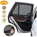 2x Stretchbarer Sonnenschutz für die Autotür für 3,60€ (statt 8€) – Prime