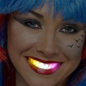 Strahlendes Lächeln dank LEDs für 1€