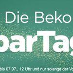 Beko Spartage für Haushaltsgeräte + keine VSK bei AO.de – z.B. Beko WMY 81483 PTLE Waschmaschine für 299€ (statt 412€)