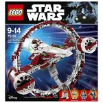 LEGO Star Wars 75191 – Jedi Star Fighter für 87,58€ (statt 110€) – dank Füllartikel
