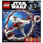 LEGO Star Wars 75191 – Jedi Star Fighter ab 89,99€ (statt 118€)