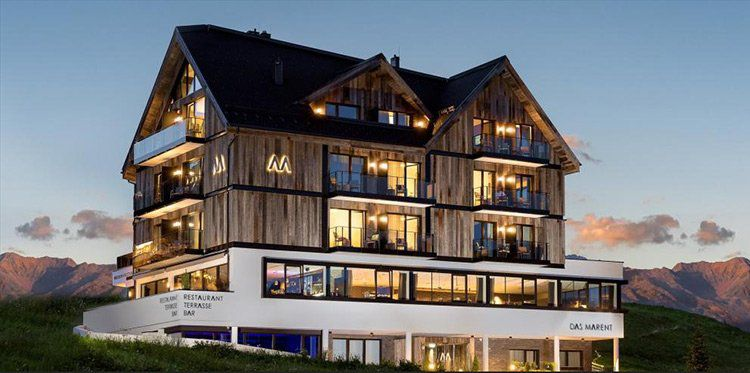 2 ÜN in Tiroler Designhotel inkl. Verwöhnpension & Wellness ab 169€ p.P.