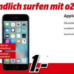 Apple iPhone 6 (32GB) inkl. 15GB o2 Free LTE Allnet für nur 31,28€/Monat