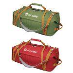 PacSafe AT80 – Duffelsafe Tasche (80L) mit Sicherheitsreißverschlüssen & eXomesh Schlitzschutz für 59,82€ (statt 111€)