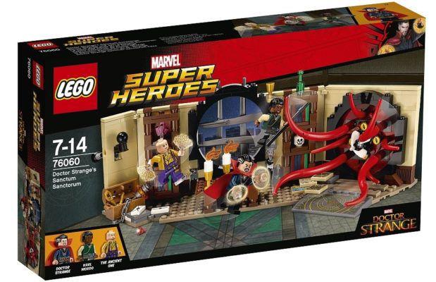 LEGO Marvel Super Heroes 76060   Doctor Strange und sein Sanctum Sanctorum für 22,93€ (statt 28€)