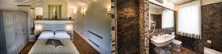 2 ÜN in Umbrien in einer Suite inkl. Frühstück, Massage & Spa ab 89€ p.P.