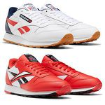 Reebok Classic Leather Herren Sneaker in 2 Designs ab je 44,98€ (statt 96€)