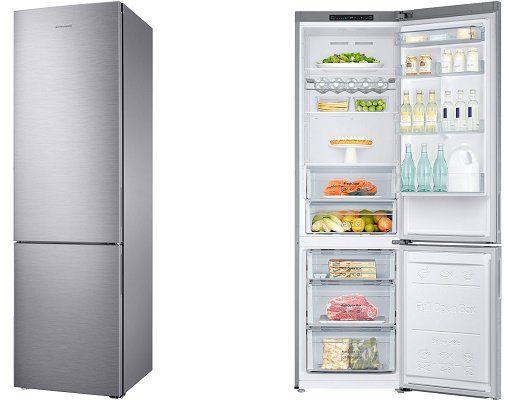 Samsung RL37J5018SS Kühl Gefrierkombination mit Total No Frost+ für 649€ (statt 999€)
