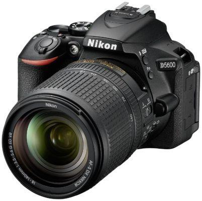 Nikon D5600 Kit   DSLR Kamera mit AF S 18 140 VR DX ab 824,90€ (statt 958€)