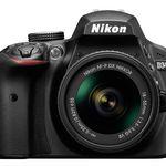 Nikon D3400 Kit – DSLR-Kamera mit AF-P 18-55 VR ab 365,42€ (statt 449€)