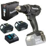 Makita Akkuschrauber DDF482RFEB + 2 Akkus (3,0 Ah) + Ladegerät für 159,96€ (statt 194€)
