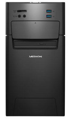 Medion AKOYA P4112   Desktop PC mit 3,6 GHz, 2 TB HDD und Radeon R7 (B Ware) für 379,99€ (statt neu 499€)
