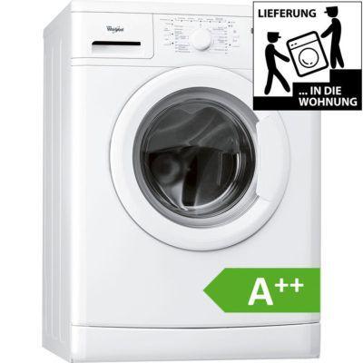 Whirlpool AWO 6846   Waschmaschine mit 6 kg Nutzlast (EEK: A++) für 249€ (statt 299€)