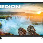 Medion Life X18058 – 55″-Full HD Fernseher mit Triple Tuner für 444€ (statt 550€)