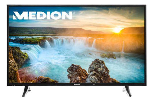 Medion Life X18058   55 Full HD Fernseher mit Triple Tuner für 444€ (statt 550€)