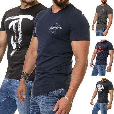 Jack & Jones Herren T Shirts div. Modelle für 9,99€