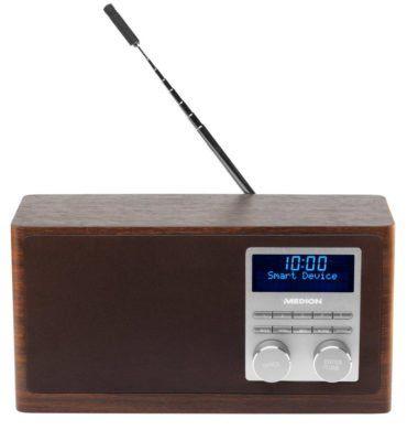 Medion LIFE P66071 (MD 80025)   DAB+ Radio mit Bluetooth Funktion mit 15 Watt für 49,99€ (statt 80€)