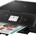 Canon PIXMA TS6050 Tintenstrahl-Multifunktionsdrucker für 77€ (statt 94€)