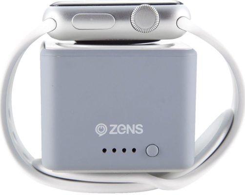 ZENS ZEPW01G/00 Powerbank für Apple Watch für 29€ (statt 48€)