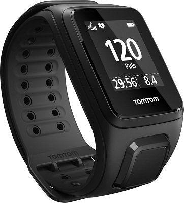 TomTom Spark Cardio mit GPS für 79€(statt 116€)