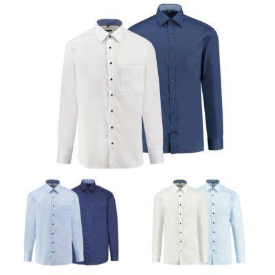ETERNA Hemden in verschiedenen Farben und Designs (Modern Fit und Slim Fit) für 29,90€ (statt 35€)