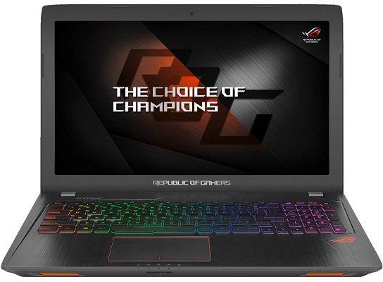 ASUS GL553VD FY073T   15.6 Gamer Notebook mit i5, 8GB RAM, 128GB SSD, 1TB HDD + Nvidia GTX 1050 für 888€ (statt 1.104€)