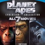 Planet der Affen: Evolution Collection für ~15,40€ (statt 49€)