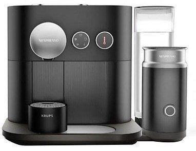 Krups XN 6018 Nespresso Expert & Milk   Nespressoautomat mit App Steuerung für 169€ (statt 193€) + 40€ Kaffee Guthaben