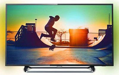 Philips 55PUS6262   4K 55 LED TV mit Ambilight und Smart TV für 599€ (statt 699€)