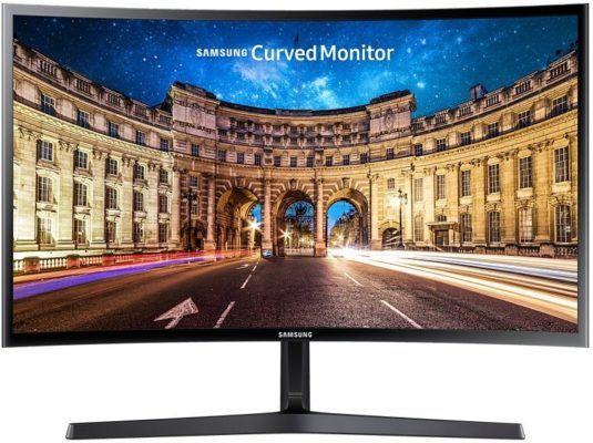 Samsung C27F396FHU   27 Zoll Curved FHD Monitor für 179€ (statt 210€)