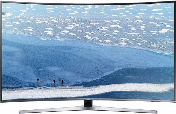 Samsung UE55KU6659   55 Fernseher mit UHD und Smart TV für 815,99€ (statt 966€)