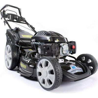 Güde Big Wheeler 515 4in1 Benzin Rasenmäher für 279,95€ (statt 314€)