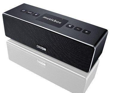 Canton Musicbox XS Bluetooth Lautsprecher für 109€ (statt 140€)