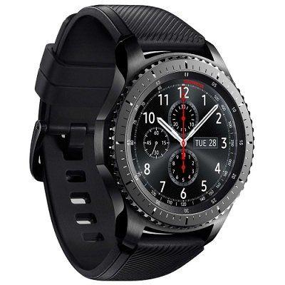 Samsung Gear S3 Frontier R760 Smartwatch für 209€ (statt 248€)
