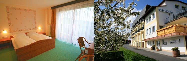 3, 5 oder 7 ÜN im 3* Hotel im Odenwald inkl. Halbpension, Apfelwein, Kuchen und Kegeln ab 99€ p.P.