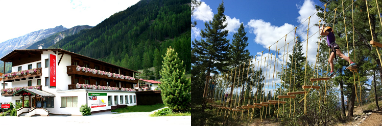 2, 3, 4, 5 o. 7 ÜN im 3* Hotel im Ötztal inkl. All Inclusive, Wellness und mehr ab 79€ p.P.