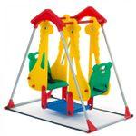"""Baby Vivo Doppelschaukel """"Zoo"""" für 55,99€ (statt 62€)"""