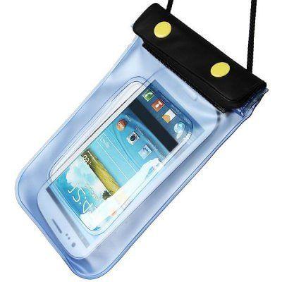 Wasserdichte Smartphonehülle für 1,09€