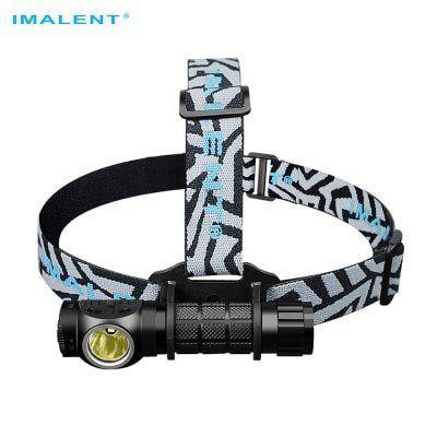 Imalent HR20 LED Stirnlampe mit 1000 Lumen inkl. Akku für 28,41€ (statt 38€)