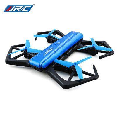 JJRC H43WH   Kleine faltbare RC Selfie Drohne mit G Sensor & 720P für 29€