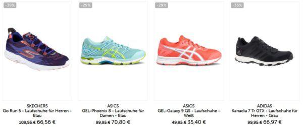 21run mit 15% Gutschein für Alles auch bei Top Marken: günstige Sneaker und Laufschuhe