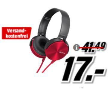 Media Markt SONY Tiefpreisspätschicht   z. B. SONY KD55XE 55 Zoll UHD TV statt 1.000€ für 849€