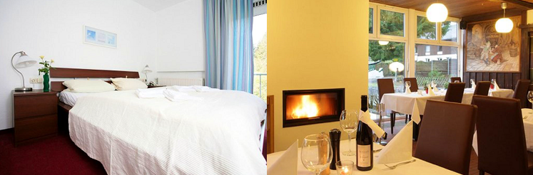 3   4 ÜN im 3* Hotel im Oberharz inkl. Vollpension, Wellness & Kegelbahn, uvm. ab 109€ p.P.