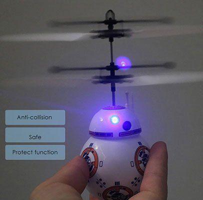 Automatisch fliegender BB 8 für 5,15€