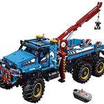 LEGO 42070 Technic 2in1 Model – Allrad-Abschleppwagen für 167,85€ (statt 192€)