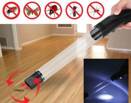 Staubsauger für Insekten, Spinnen etc mit LED für ~9,31€