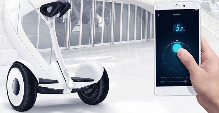 Xiaomi Ninebot Mini   Segway Roller mit bis zu 16 km/h für ~370€ (statt 606€)