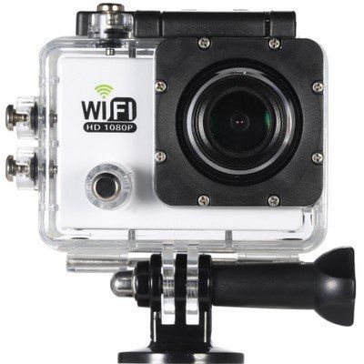 Full HD Actioncam in 4 Farben (Wifi, 12MP, 30FPS, 140° Weitwinkel) für je ~14,20€