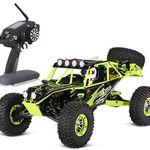 WLtoys 10428 1/10 – RC Crawler mit bis zu 25km/h für ~111€ (statt 129€)